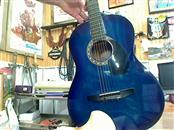ROGUE MUSICAL INSTRUMENTS Acoustic Guitar SO-069-RAG-BL